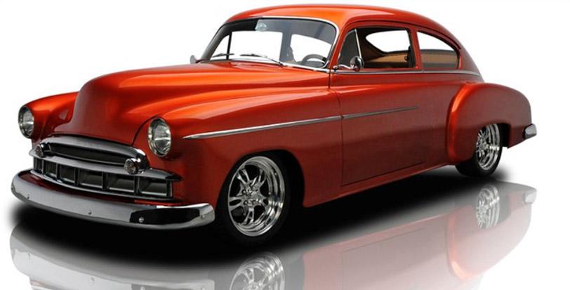Classic Car Rendering